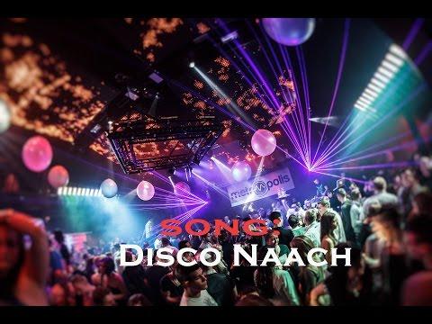 Disco Naach - Shwetha - APALIPA