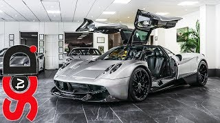 Should I swap my Veyron for a Huayra? Carl Hartley