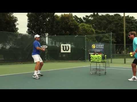 Bài tập tăng sức mạnh cho cú thuận tay tennis - Hoctennis.net - 0963.221.048
