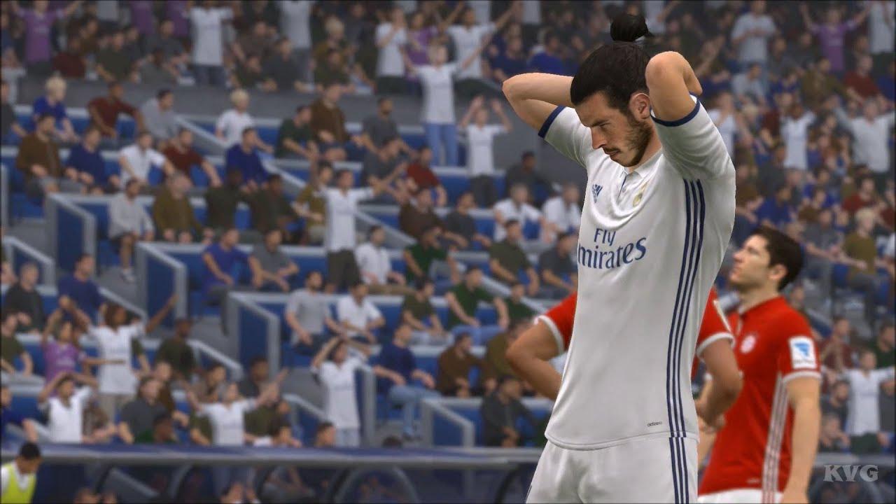 Real Fifa 17