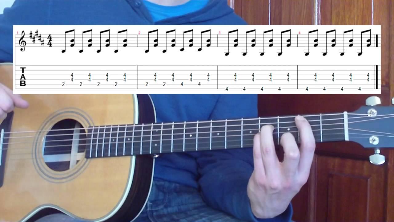 Lego House Guitar Lesson Ed Sheeran w TABS  YouTube