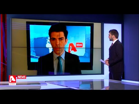 Thanos Dimadis- ALPHA TV Cyprus on United Nations report