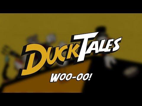 Ducktales (2017) - Intro/Theme Song Karaoke