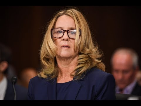 Brett Kavanaugh and Christine Blasey Ford testify before senate committee – watch live