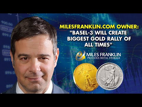 MOTHER OF ALL GOLD RALLIES COMING: Andy Schectman - MilesFranklin Bullion Dealership!
