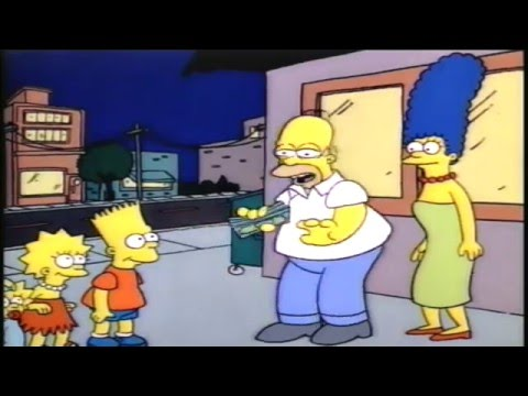 Season 1 Episode 4: There's No Disgrace Like Home Clip (The Simpsons)