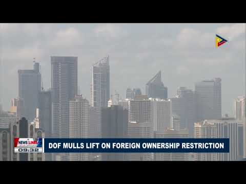 DOF mulls lift on foreign ownership restriction