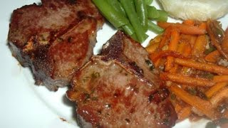 Broiled Chops  RECIPES TO LEARN  EASY RECIPES  RECIPES TO LEARN  EASY RECIPES