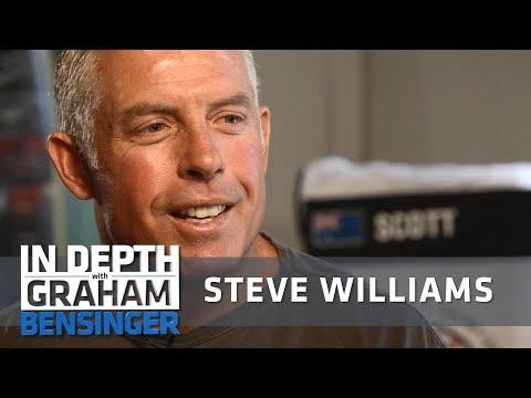 Steve Williams: Lying to Greg Norman started career