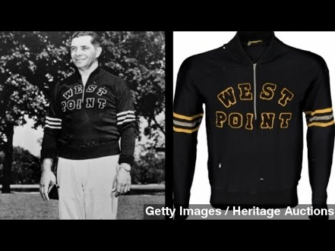 58-Cent Vince Lombardi Sweater Could Fetch $20K At Auction