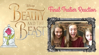 Beauty and the Beast Final Trailer Reaction