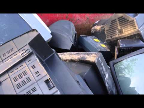 FREE Electronic recycling E-waste Collection