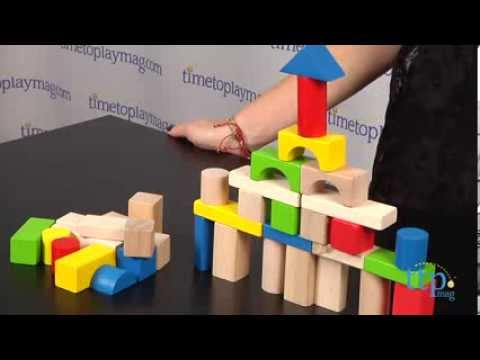 80 Piece Blocks From Maxim Enterprise Inc