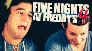 SCHLIMMER GEHT'S NICHT MEHR | Five Nights at Freddy's 4