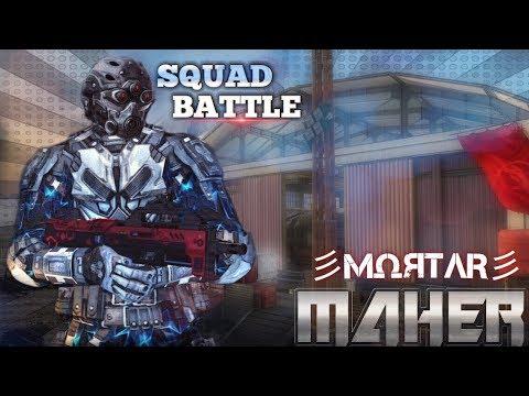 MC5 SQUAD BATTLE Gameplay MORTAR VS SA TEAM (MOR MAHER)