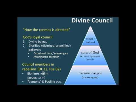 Divine Council Intro Dr. Michael S. Heiser