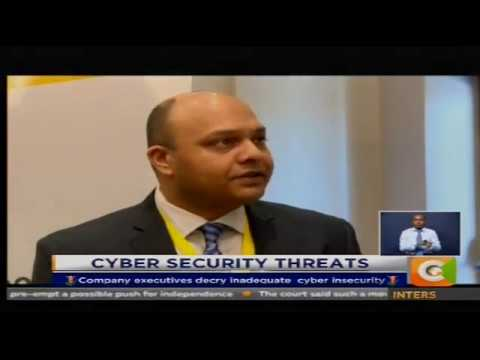 Company executives decry inadequate cyber insecurity
