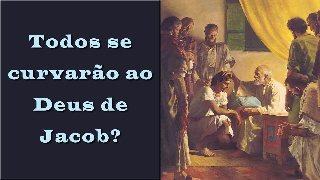 Todos os Povos serão repreendidos por Deus
