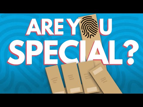 Why Are Fingerprints Unique?