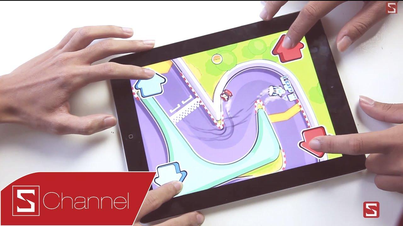 Schannel – Tổng hợp các games nhiều người chơi cho iPad – CellphoneS