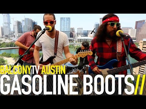 GASOLINE BOOTS - CANNED BISCUITS (BalconyTV)