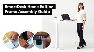 Autonomous SmartDesk 2, Home Edition Frame: Assembly Instruction Guide thumbnail