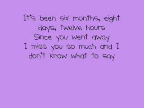 6,8,12 Brian McKnight with lyrics