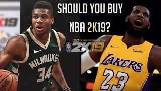 Reviewing NBA 2K19 | My Thoughts So Far