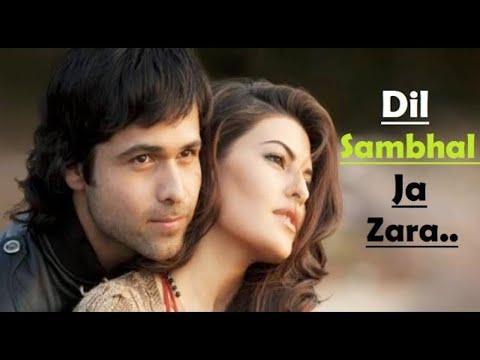 Dil Sambhal Ja Zara Phir Mohabbat (Murder 2) Emraan Hashmi - Mohd Irfan, Arjit, Salim Bhat -Lyrical