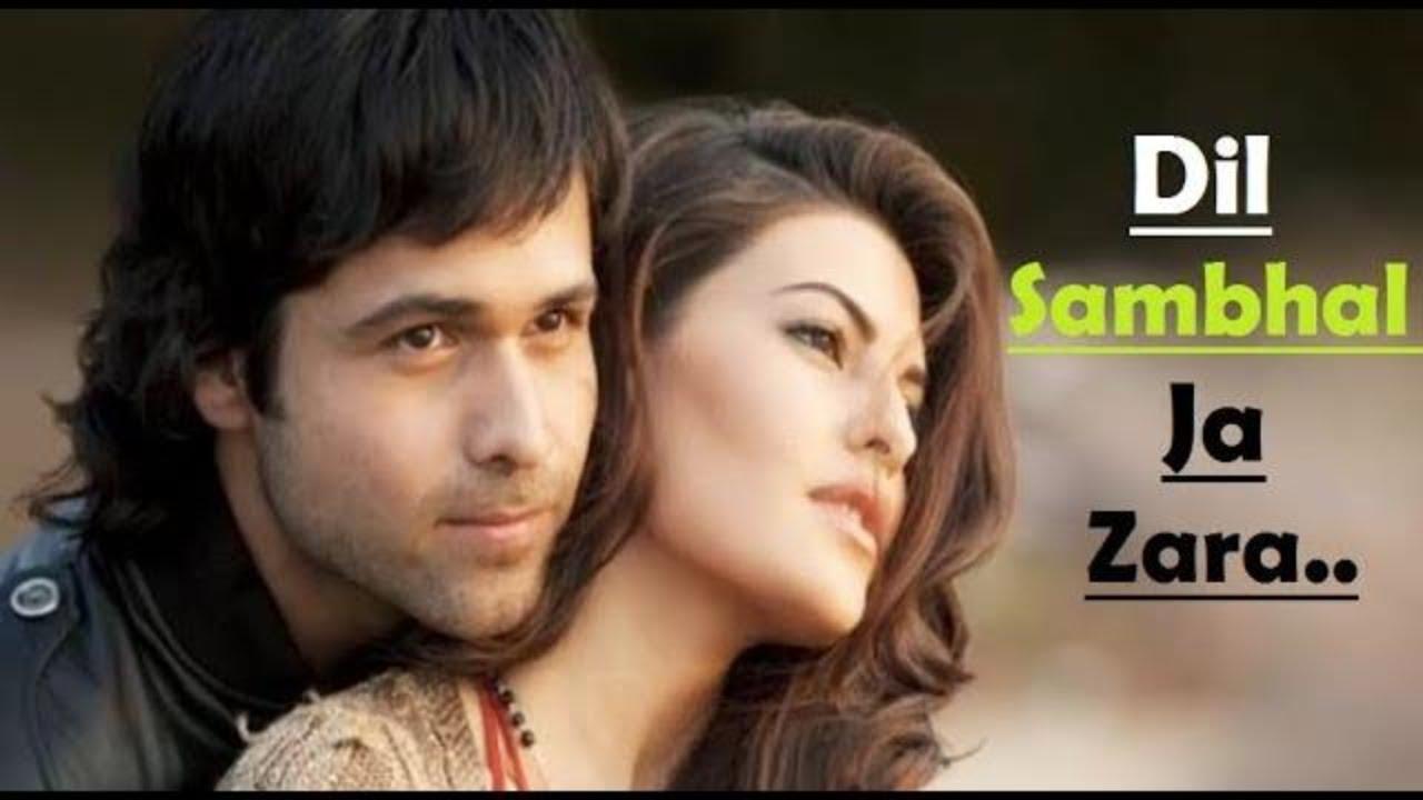 Download Dil Sambhal Ja Zara Phir Mohabbat (Murder 2) Emraan Hashmi - Mohd Irfan, Arjit, Salim Bhat -Lyrical