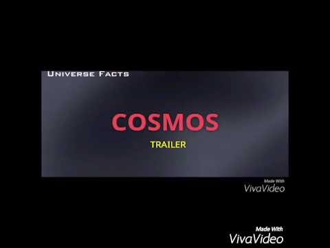 Space information , Cosmos series trailer