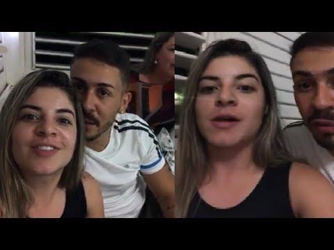 CARLINHOS MAIA E GKAY FAZEM LIVE FALANDO SOBRE SEXO YouTube