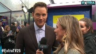 Was Chris Pratt Nervous Asking Arnold Schwarzenegger for Katherine's Hand in Marriage?
