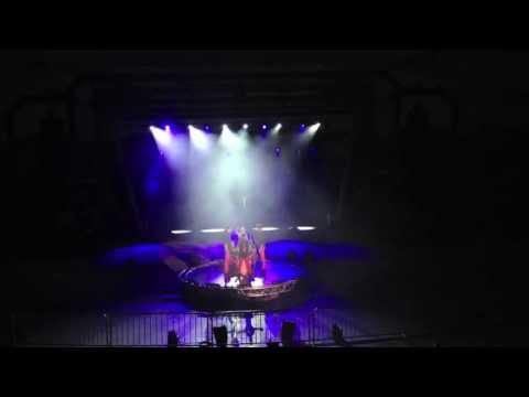 Nathalia Leeana feat. Run This Town - Girl On Fire (Live)