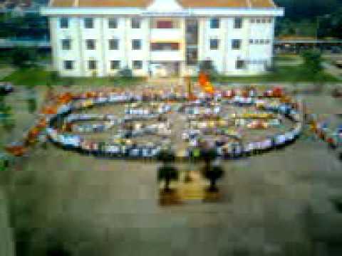 khai giang thpt hung vuong binh phuoc 2011-2012