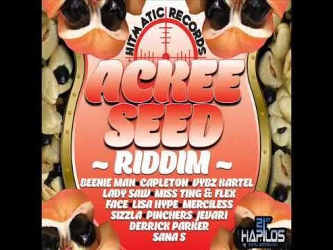 ACKEE SEED RIDDIM MIX ( Mixed By MIKL 973 )