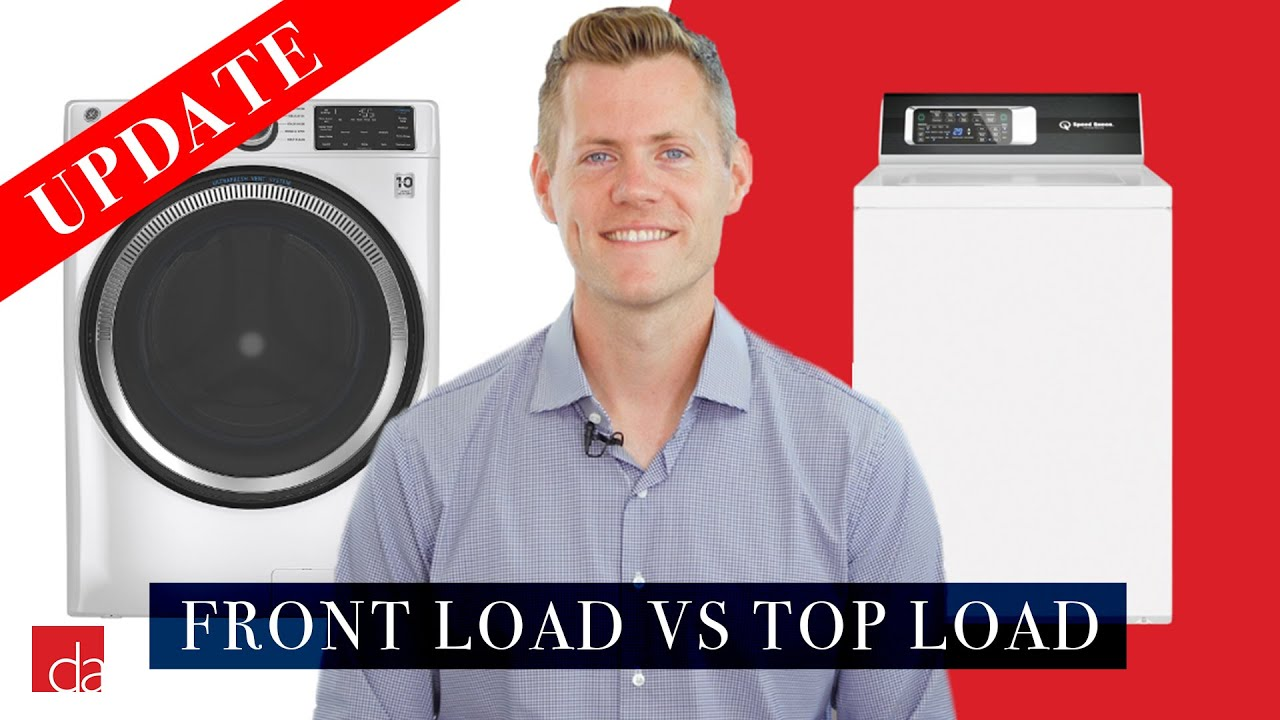 Download Front Load vs Top Load Washer - Ultimate Washing Machine Showdown (Updated 2021)