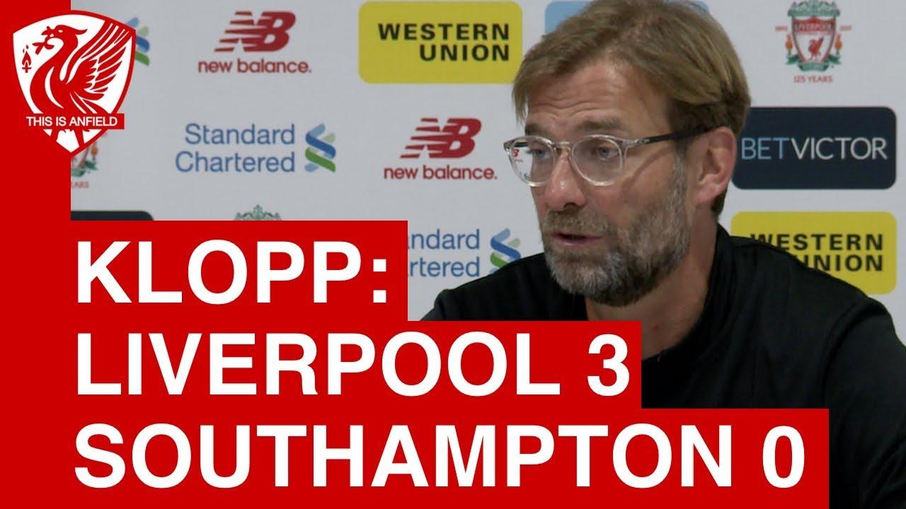 76384197fac Liverpool 3-0 Southampton