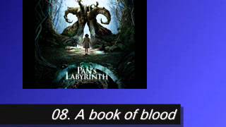 Pan´s Labyrinth Soundtrack 08. A book of blood