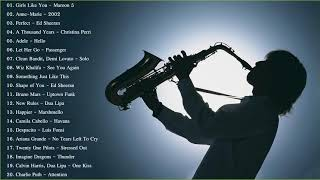 Saxophone 2020| Best Saxophone Cover Popular Songs 2020