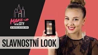Make-up in the City w/ Monika Bagárová: Slavnostní look (Epizoda 12)
