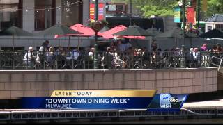 Milwaukee's Downtown Dining Week begins