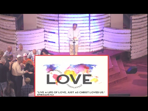 """""""Completely Love: Love Grows"""" - 1 John 4:7-21"""