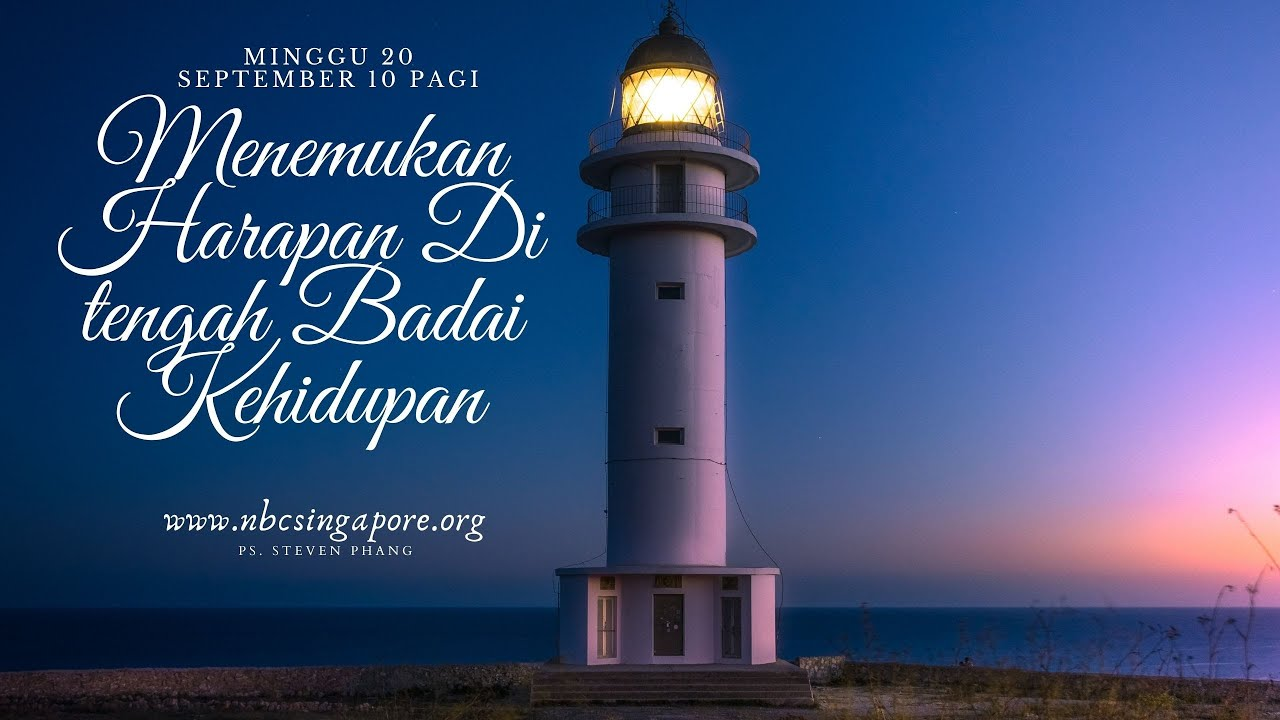 20 September Indonesian service: Harapan Di tengah Badai