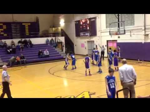 Andrew middle school b ball