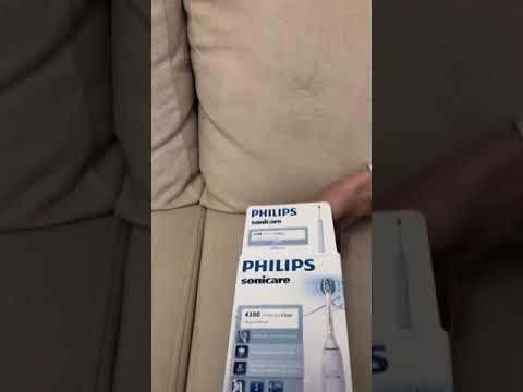 Электрическая зубная щетка PHILIPS Sonicare ProtectiveClean 4300 HX6807/04