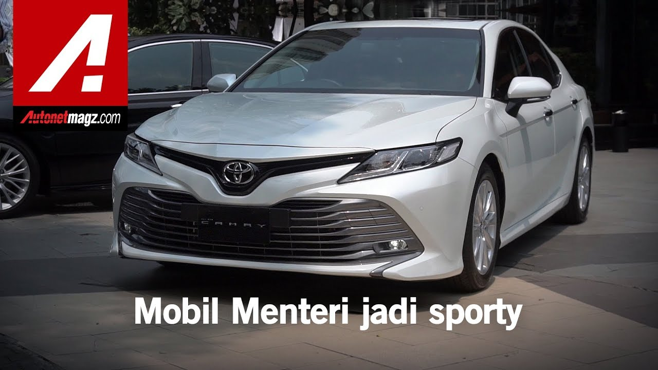 all new camry 2019 harga yaris trd sportivo manual toyota first impression review by autonetmagz