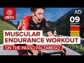 HIIT Indoor Cycling Workout | 40 Minute Muscular Endurance Intervals