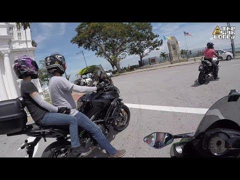 Travel ride: Penang Island