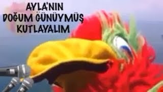 İyi ki Doğdun AYLA ) 2.VERSİYON  happy birthday Ayla Made in Turkey ) 🎂 ABİDİN KUKLA